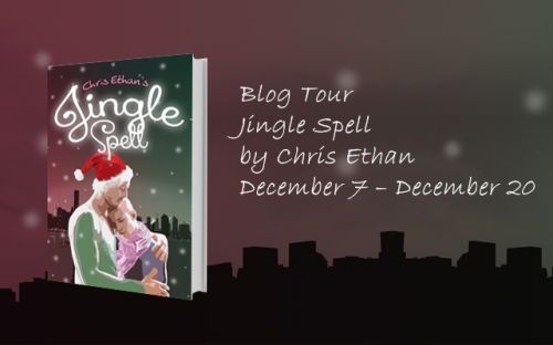 Jingle Spell by Chris Ethan tour banner
